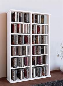 Möbel Farbe Weiß : vcm cd dvd m bel ronul schrank regal ohne glast r in 7 ~ Sanjose-hotels-ca.com Haus und Dekorationen
