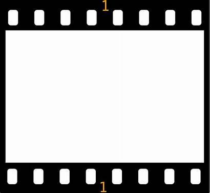 Strip Film Svg Filmstrip Frame Wikimedia Commons