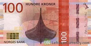 100 Norwegian Kroner banknote (Gokstad Ship) - Exchange ...