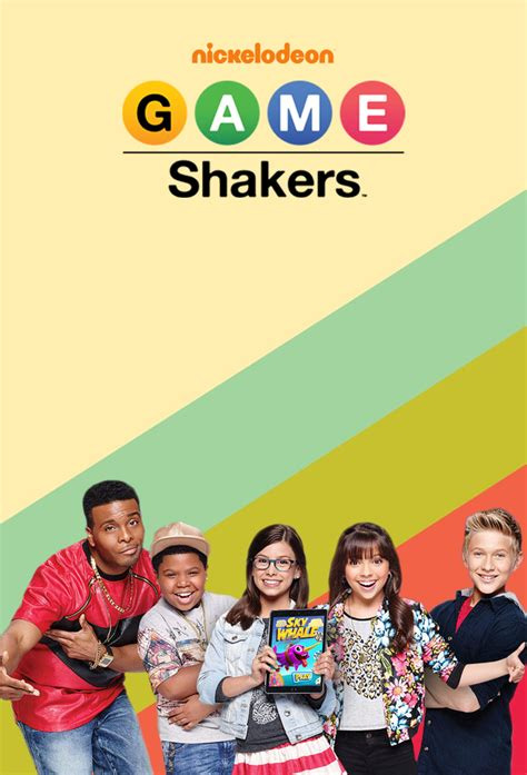 game shakers  teen idols