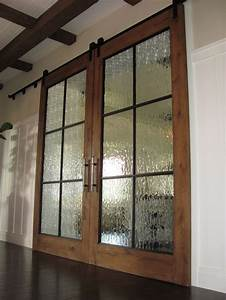 best 25 glass barn doors ideas on pinterest interior With barn door with glass window