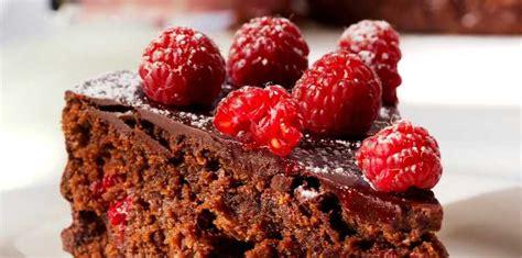 cuisine actuelle magazine fondant au chocolat et fruits rouges facile et pas cher