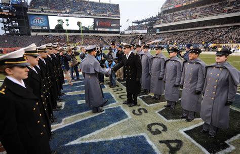 army beats navy      year losing streak