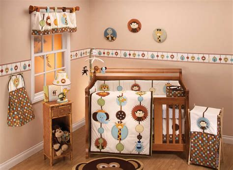 jungle crib bedding set home furniture design