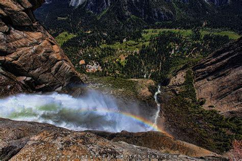 Upper Yosemite Falls Overlook Photo Nature Photos
