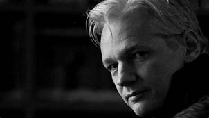 Julian Assange's Christmas Present…