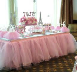 tulle chair sash tutu table skirt custom made wedding birthday baby shower