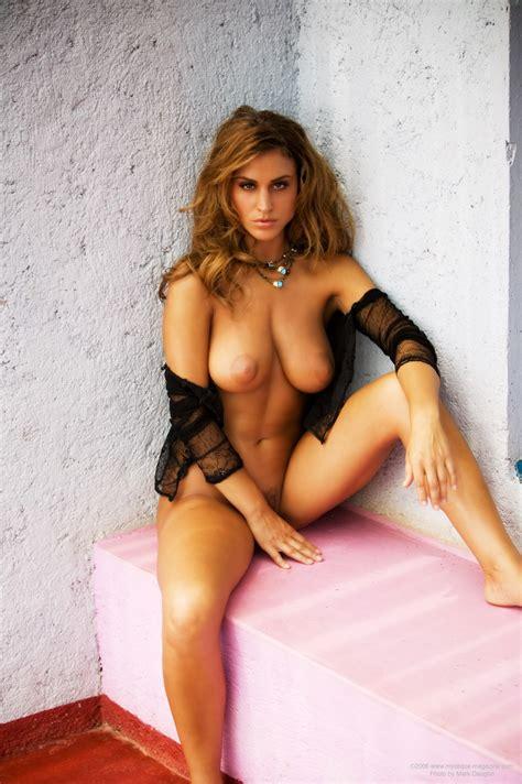 Rebecca Dipietro Nude Mystique Magazine Redbust