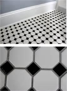black white tile rumore has it