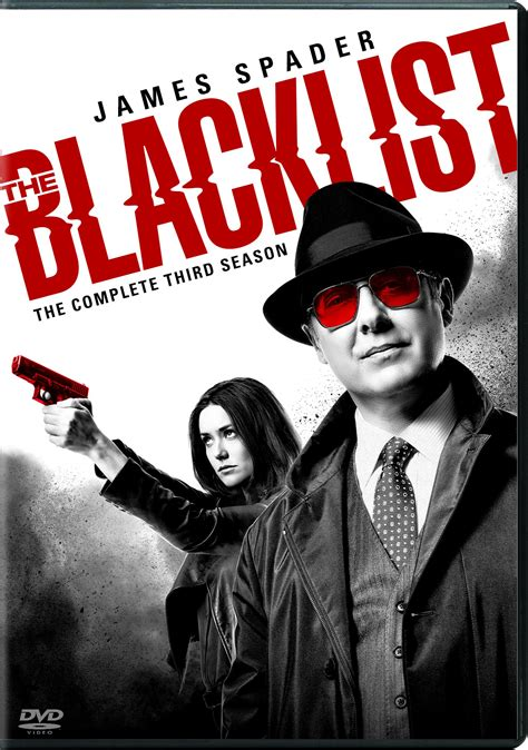 the blacklist dvd release date