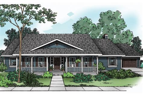 Country House Plans  Redmond 30226  Associated Designs