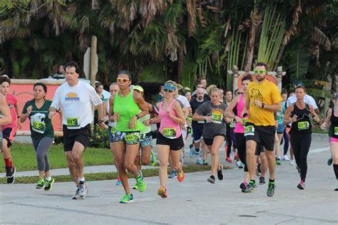 Save The Panther 5k Race  Wpb Magazine  Event Review