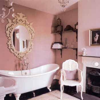 pink bathroom ideas stylish bathroom decorating ideas pink walls