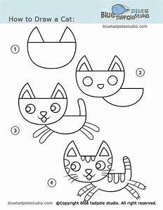 Blue Tadpole Studio - How to draw