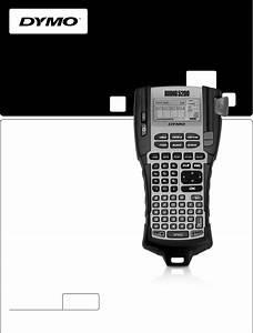 Dymo Rhino 5200 User Manual