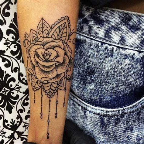 Tatouage Manchette Mandala Manchette Femme Tatouage Ly11 Montrealeast