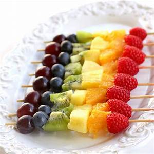 Creative Fruit Platter Ideas Chew On That