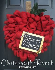 Teacher Wreaths You U0026 39 Ll Want To Make For Your Own Classroom