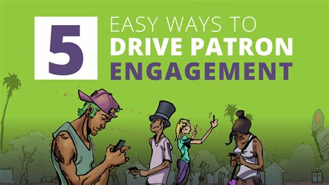 How To Improve Your Patron Engagement And Increase Ticketing Sales