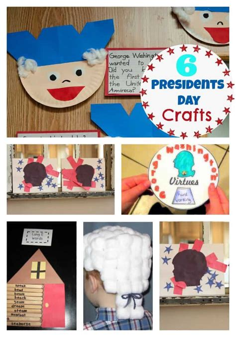 presidents day activities crafts skip   lou