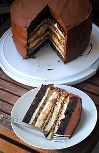 Ultimate S'More Anniversary Cake | Fat Girl Trapped in a ...
