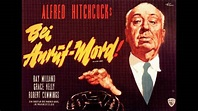 My Top Ten Favorite Alfred Hitchcock Movies - YouTube