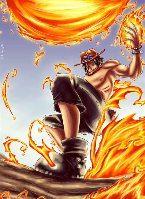 piece anime ace portgas  ace wallpaper