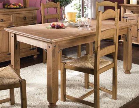 conforama tables de cuisine table rustique en bois conforama photo 4 10 pour les