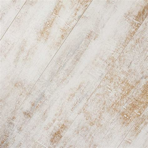 Armstrong PRYZM Salvaged Plank White PC001 Hybrid Flooring