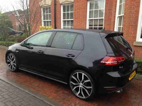 volkswagen   golf gtd  dsg auto  door high spec