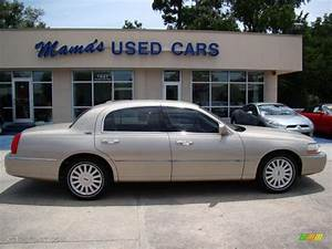 2005 Light French Silk Clearcoat Lincoln Town Car Signature  33236572