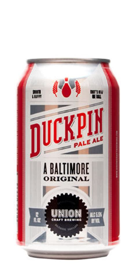 union craft brewing duckpin pale ale 92 union craft brewing the 3156