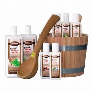 Saunaaufguss Wieviel Wasser : saunaaufguss saunaduft box event 24x15ml im bavchem shop haag ~ Whattoseeinmadrid.com Haus und Dekorationen