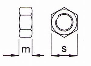 M6 Mutter Maße : 6kt mutter m6 gro mannmetall gmbh ~ Watch28wear.com Haus und Dekorationen