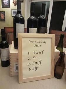 Wine Tasting Party - DIY Inspired