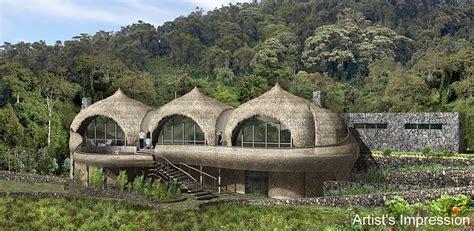 open bathroom designs bisate lodge to open in rwanda june 2017
