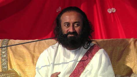 How to reach our goals? A talk by Sri Sri Ravi Shankar ...