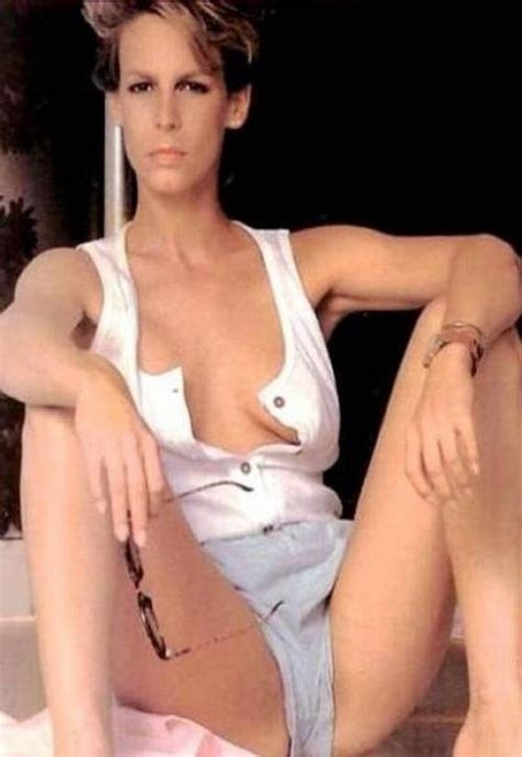 Sexy Veteran Actress Jamie Lee Curtis Nude Shots Pichunter