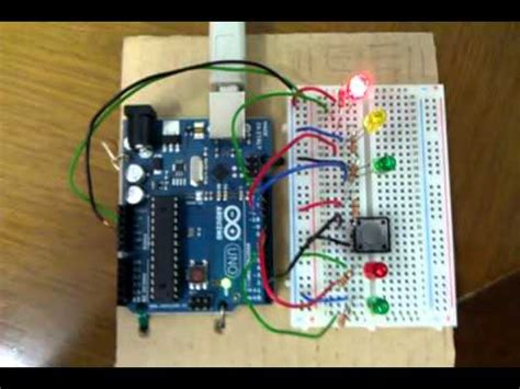 an interactive traffic lights using arduino pedestrian interactive traffic light using arduino uno 44534