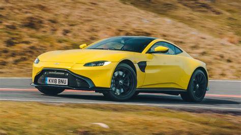 Aston Martin Vantage Review New V8 Driven In Britain