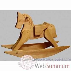 Cheval En Bois à Bascule : jouets en bois schoellner sur le bois des jouets ~ Teatrodelosmanantiales.com Idées de Décoration