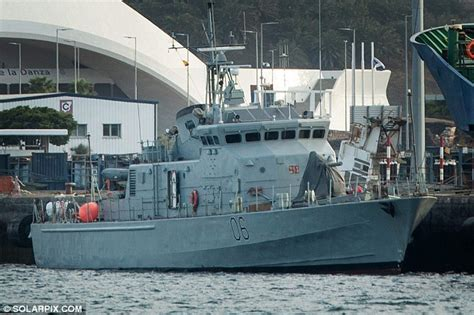 Decommissioned Fishing Boats For Sale Uk by British Sailors On Anti Piracy Mission To Somalia In