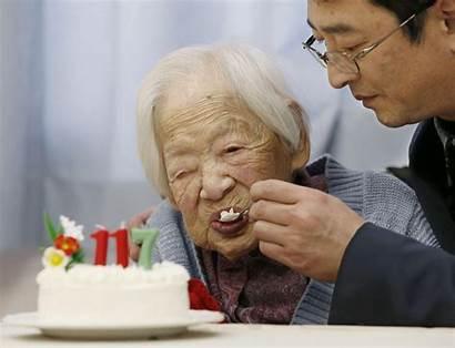 Oldest Person Misao Okawa Worlds Dies Ibtimes
