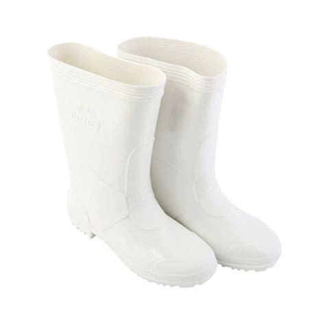รองเท้าบู๊ทยาง โบลว์ลิ่ง สูง 12