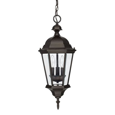 carriage house light fixtures carriage house bronze three light hanging lantern