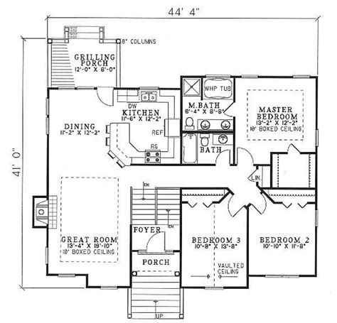 awesome  bedroom split level house plans  home plans design