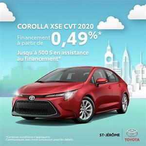 Toyota St-j U00e9rome - Concessionnaire Automobile
