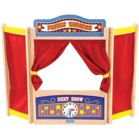 Puppet Theatre @ Nye Public Library