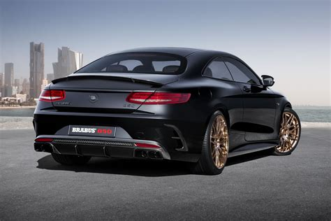 Mercedes S63 Amg Specs by 2015 Mercedes S63 Amg Coupe 850 By Brabus Photos