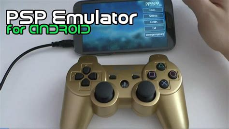 Let's Play Psp Games On Android